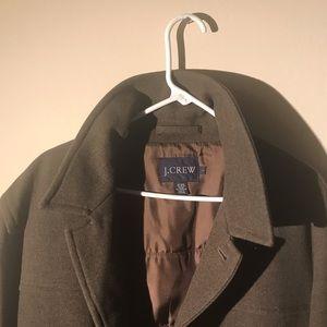J.Crew Men's Coat - Large